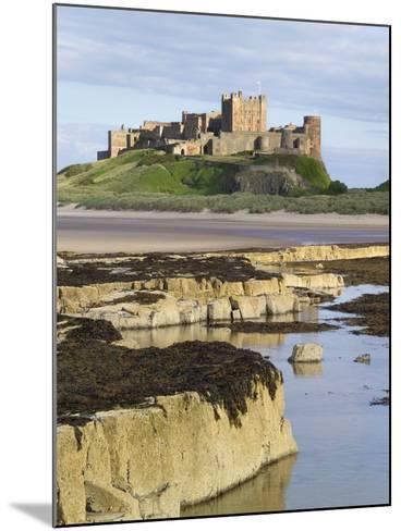 Bamburgh Castle on the Beach-Paul Thompson-Mounted Photographic Print