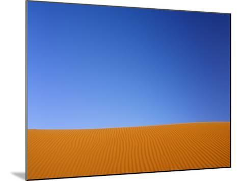 Ripples in Sand-Frank Lukasseck-Mounted Photographic Print