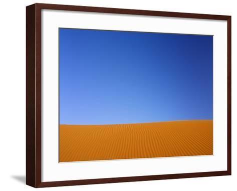 Ripples in Sand-Frank Lukasseck-Framed Art Print