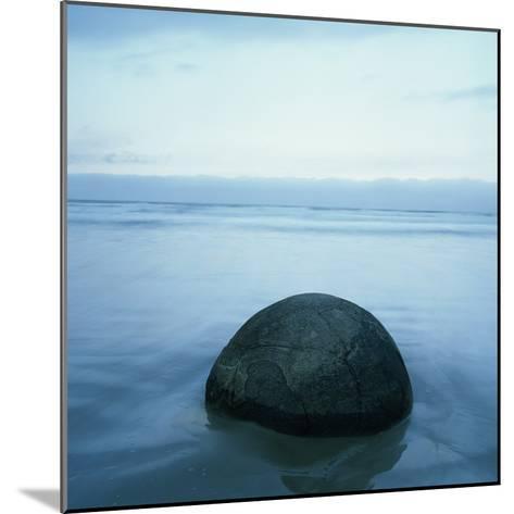 Moeraki Boulders-Micha Pawlitzki-Mounted Photographic Print