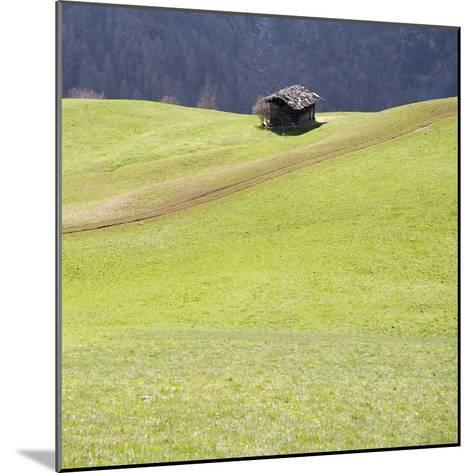 Mountain Cabin-Parque-Mounted Photographic Print