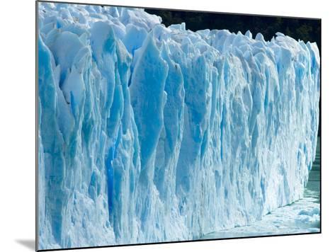 Rough Surface of Perito Moreno Glacier-John Eastcott & Yva Momatiuk-Mounted Photographic Print