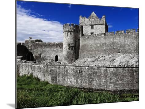 Cahir Castle-Richard Cummins-Mounted Photographic Print