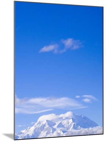 Mount McKinley-John Eastcott & Yva Momatiuk-Mounted Photographic Print