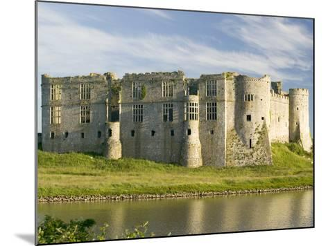 Carew Castle--Mounted Photographic Print