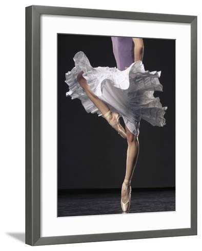 Ballerina-Erik Isakson-Framed Art Print