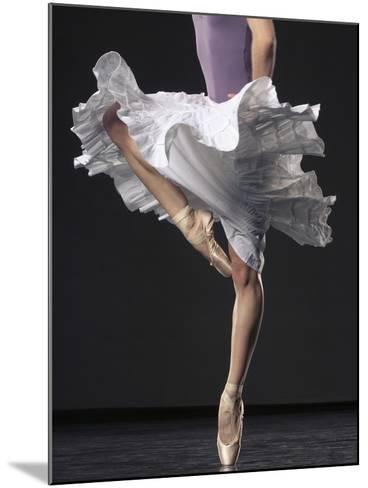 Ballerina-Erik Isakson-Mounted Photographic Print