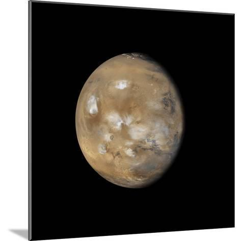 Mars in Northern Spring-Michael Benson-Mounted Photographic Print