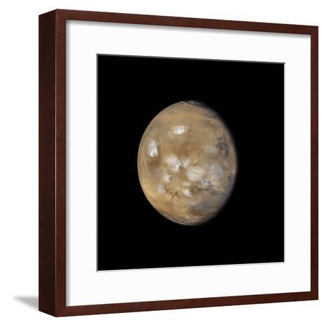 Mars in Northern Spring-Michael Benson-Framed Art Print
