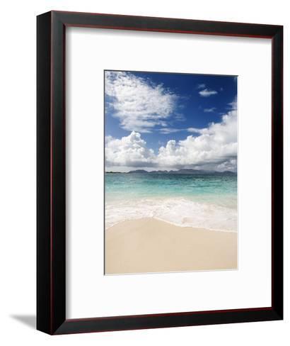 Rendezvous Bay, Anguilla-Macduff Everton-Framed Art Print