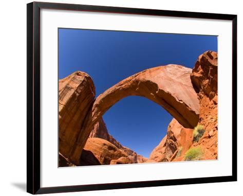 Rainbow Bridge Arch-Blaine Harrington-Framed Art Print