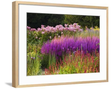 Trentham Gardens-Clive Nichols-Framed Art Print