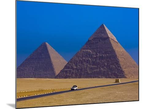 Great Pyramids of Giza-Blaine Harrington-Mounted Photographic Print