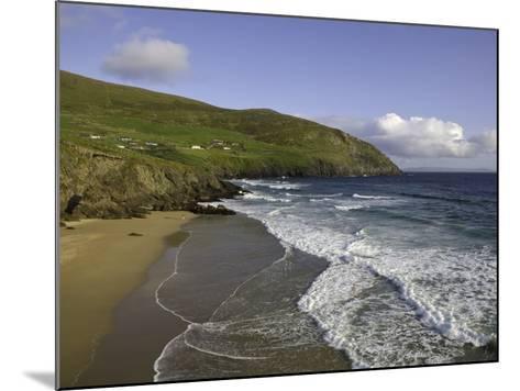 Coumeenoole Beach and Slea Head-Doug Pearson-Mounted Photographic Print
