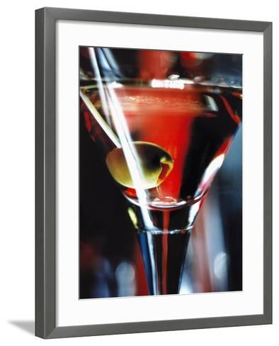 Dry Martini-Bruno Ehrs-Framed Art Print