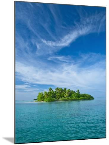 St. Joseph Atoll in the Seychelles-Bob Krist-Mounted Photographic Print