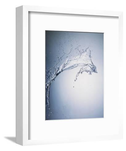 Water Splash-Taro Yamada-Framed Art Print