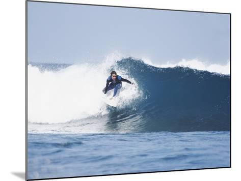 Surfer-Olivier Cadeaux-Mounted Photographic Print