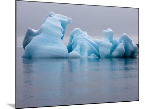 Iceberg, Svalbard, Norway-Paul Souders-Mounted Photographic Print