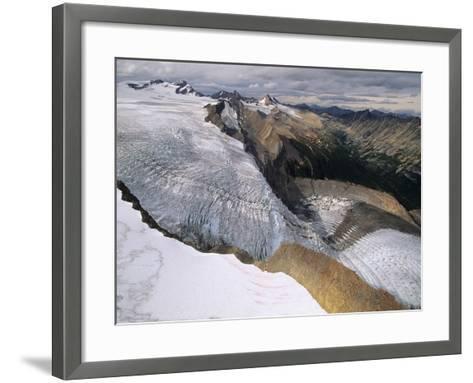 Resthaven Icefields, Alberta, Canada-Russ Heinl-Framed Art Print