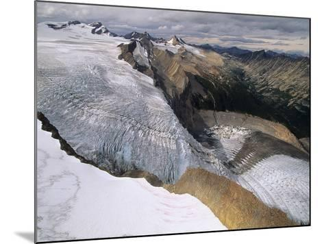 Resthaven Icefields, Alberta, Canada-Russ Heinl-Mounted Photographic Print