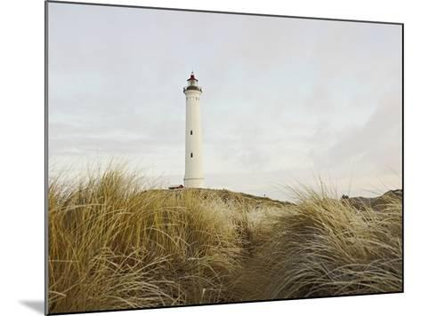Lighthouse-Paul Linse-Mounted Photographic Print