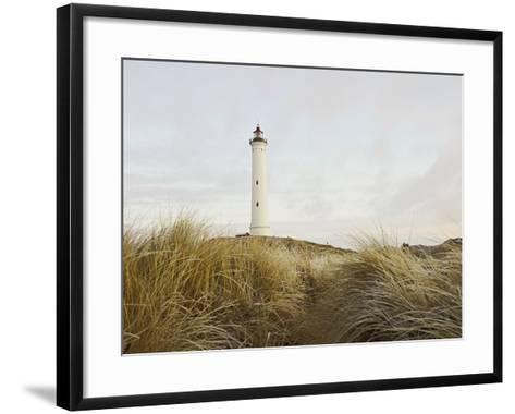 Lighthouse-Paul Linse-Framed Art Print