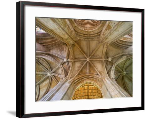 Saint-Pierre Cathedral in Saintes, France-Sylvain Sonnet-Framed Art Print