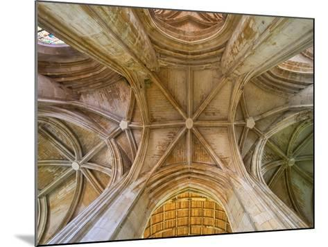 Saint-Pierre Cathedral in Saintes, France-Sylvain Sonnet-Mounted Photographic Print