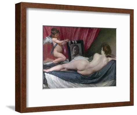 The Rokeby Venus-Diego Velazquez-Framed Art Print