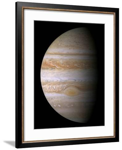 Jupiter--Framed Art Print