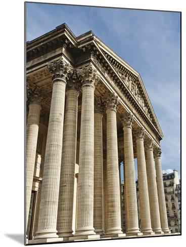 Pantheon in Paris-Rudy Sulgan-Mounted Photographic Print