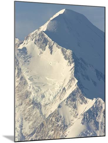 Ridge on Mt.McKinley-John Eastcott & Yva Momatiuk-Mounted Photographic Print
