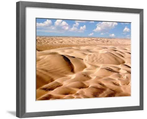 Desert Landscape-Craig Aurness-Framed Art Print