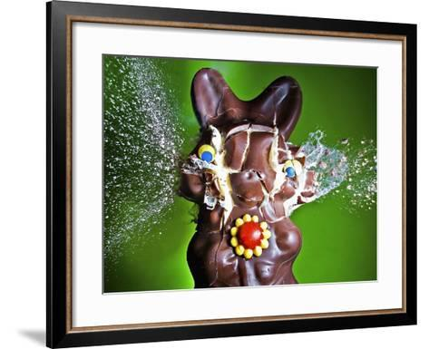 Dum Dum Bunny-Alan Sailer-Framed Art Print