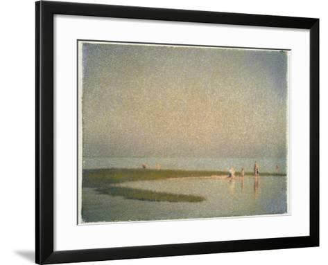 Cape Cod Bay-Jennifer Kennard-Framed Art Print