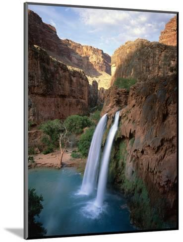 Havasu Falls-James Randklev-Mounted Photographic Print