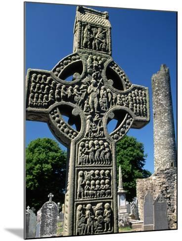 Muiredach's High Cross-Kevin Schafer-Mounted Photographic Print