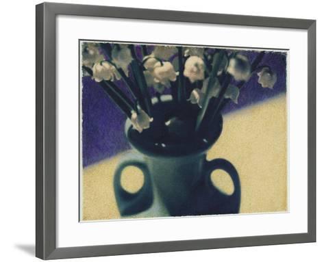 Lilies of the Valley-Jennifer Kennard-Framed Art Print