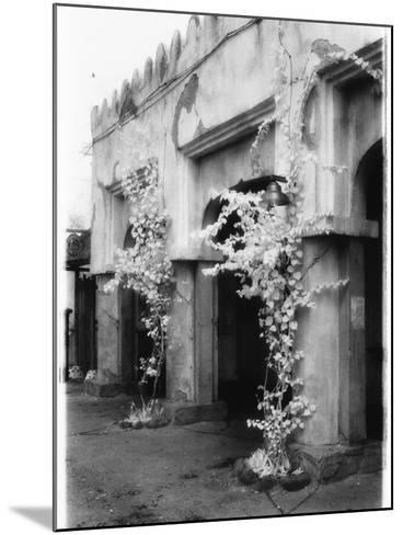Stone Building-Kim M^ Koza-Mounted Photographic Print