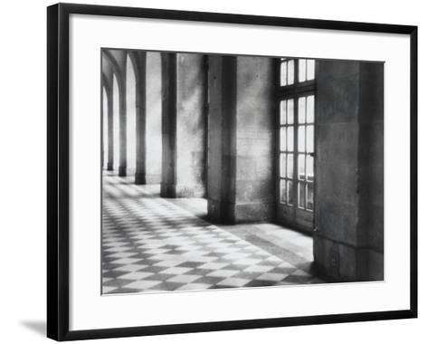 Cathedral, France-Kim Koza-Framed Art Print