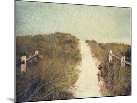 Beach Trail-Jennifer Kennard-Mounted Photographic Print