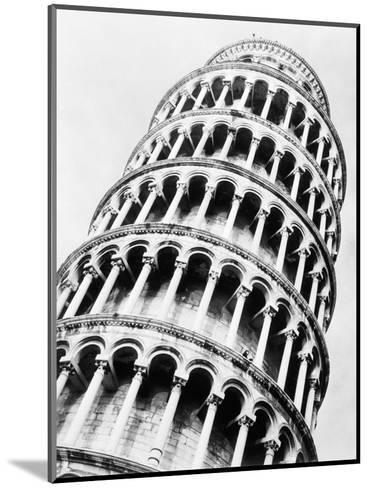 Leaning Tower of Pisa from Below-Bettmann-Mounted Photographic Print
