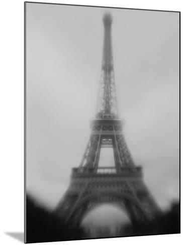 Eiffel Tower--Mounted Photographic Print