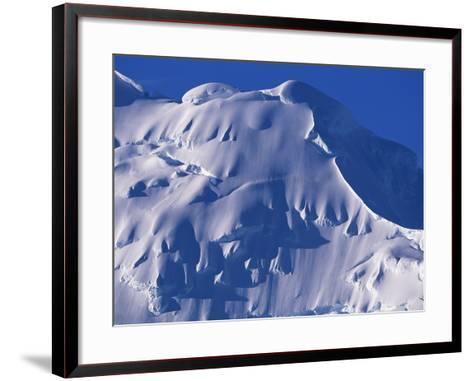 Mountain Ridge on Livingston Island in Antarctica-Paul Souders-Framed Art Print