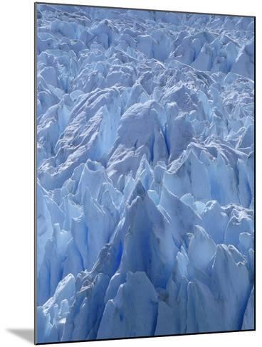 Close Up of Perito Moreno Glacier in Argentina-Joseph Sohm-Mounted Photographic Print