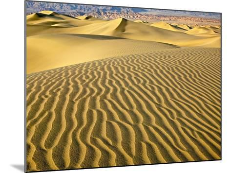Sand Dunes-Owaki - Kulla-Mounted Photographic Print