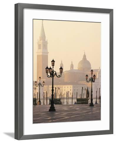 Island of San Giorgio Maggiore-William Manning-Framed Art Print