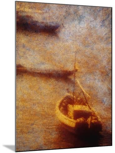 Boats-Andre Burian-Mounted Photographic Print
