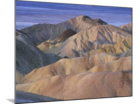Death Valley Landscape-Bob Rowan-Mounted Photographic Print